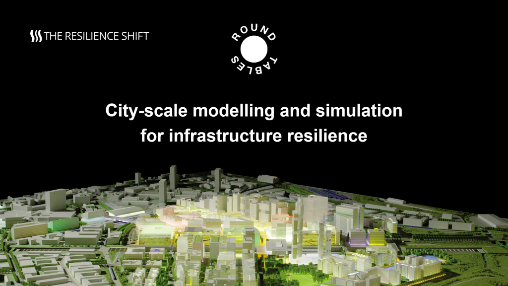 Critical Infrastructure Resilience: Resilience Shift round