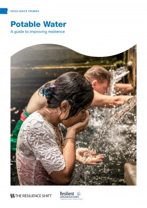 Developed in partnership with practitioners, this primer is a guide to improving resilience in the potable water sector