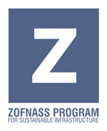 ISI and Zonfnass Program for Sustainable Infrastructure (Harvard University) logo