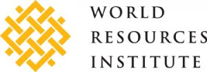 World Resources Institute (WRI) and Cities Alliance logo