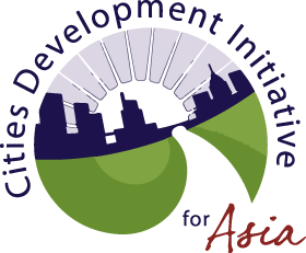Cities Development Initiative for Asia (CDIA) logo