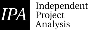 IPA Independent Project Analysis logo