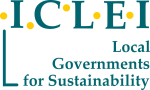 ICLEI and Rockefeller Foundation logo