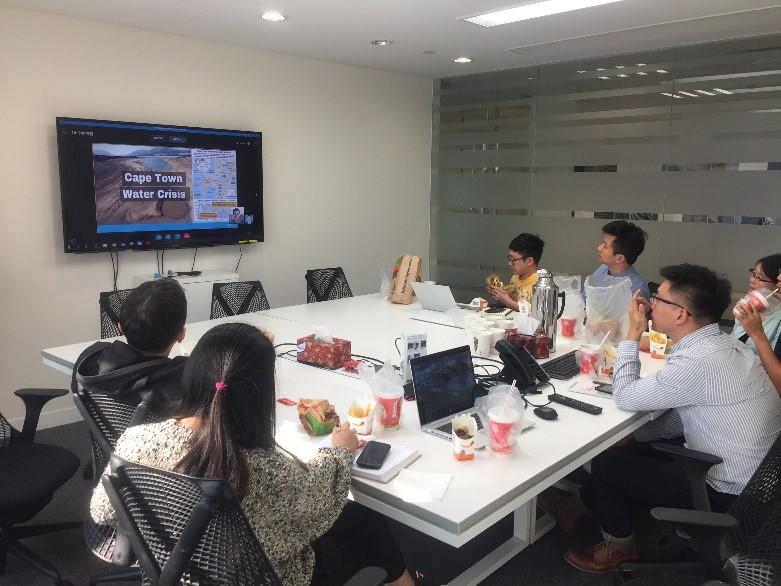 SDG6 workshop - Beijing
