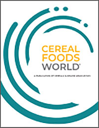 Cereal Foods World Jan-Feb 2020 cover