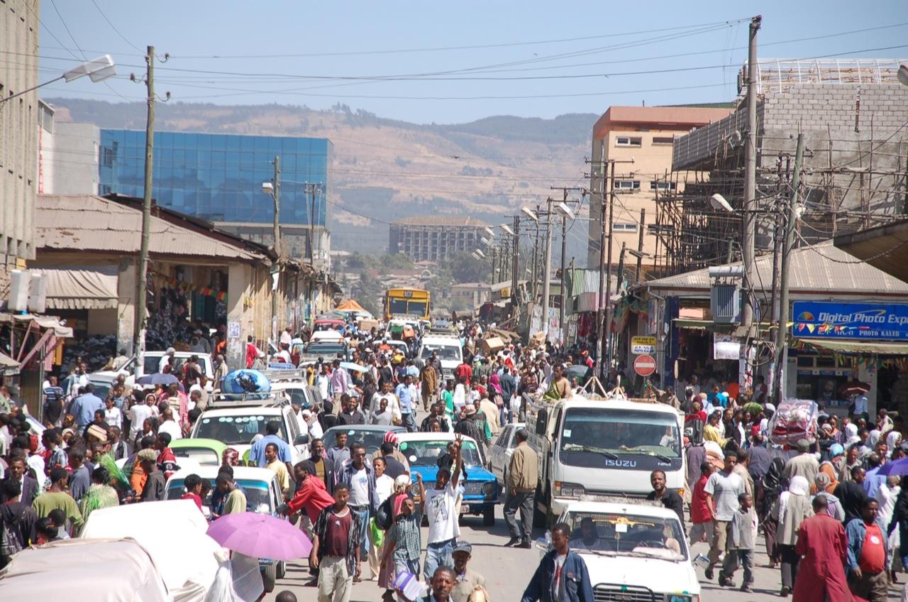 Addis Ababa   Sam Effron Wikimedia Commons