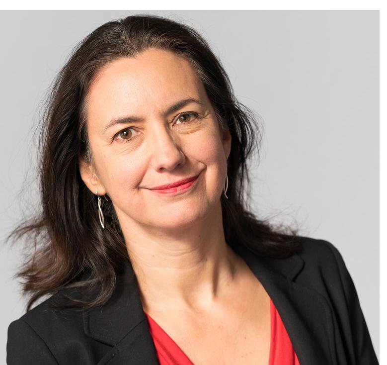 Ruth Boumphrey headshot