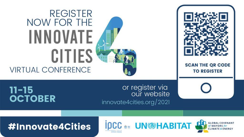 Innovate4Cities logo